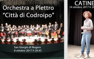 LUMINARIE 2017 grandi spettacoli solidali a San Giorgio di Nogaro