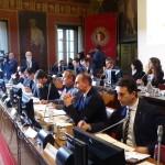 LE IMMAGINI DEL RICONOSCIMENTO UFFICIALE DI PALMANOVA COME CITTÁ UNESCO