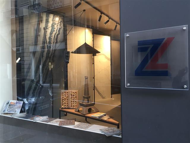 Inaugurato lo showroom parigino di zanutta euroregionenews