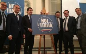 LA NUOVA FORZA DI CENTRO SI CHIAMA NOI CON L'ITALIA