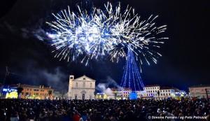 Palmanova 31 dicembre 2017 Concerto dell'ultimo dell'anno. Copyright Foto Petrussi / Ferraro Simone
