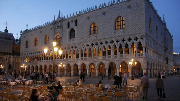 piazza san marco notte palazzo ducale ok-3
