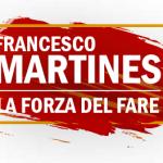 ELEZIONI: FRANCESCO MARTINES SCALDA IL MOTORE DEL CAMPER