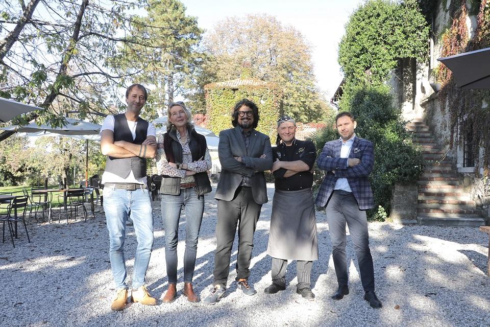 Borghese e i 4 ristoratori