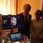SANITA'VENETO: PRESIDENTE ZAIA INAUGURA NUOVI MACCHINARI OSPEDALE CITTADELLA