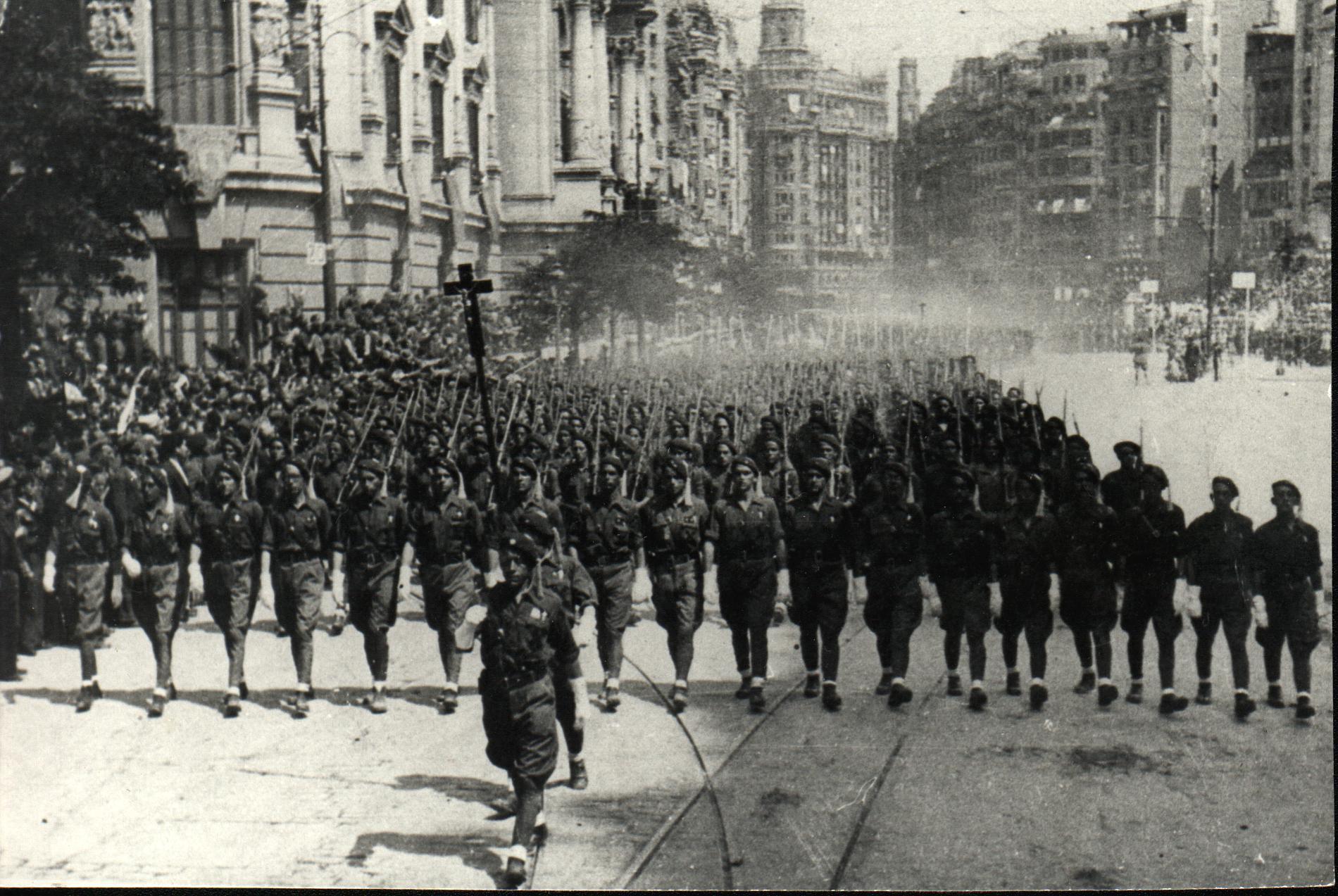 Risultati immagini per guerra civile spagnola