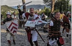 ARRIVANO I LONGOBARDI AL CASTELLO DI GORIZIA
