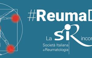 OCCHIO AI REUMATISMI: CAMPAGNA #REUMADAYS PER SPIEGARLI. A UDINE IL 7 E 8 APRILE
