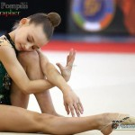 Ginnastica artistica: soddisfazioni dalla ginnasta undicenne Tara Dragaš (Asu)
