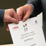 ALLA FANTONI IL PRIMO CERTIFICATO MADE IN ITALY DEL CATAS-COSMOB