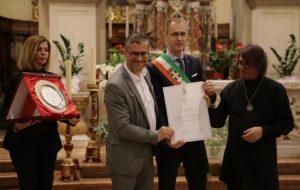 CONEGLIANO: CITTADINANZA ONORARIA AL MAESTRO YURI BASHMET