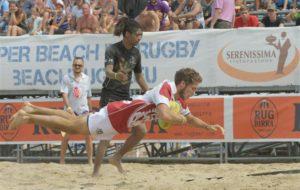 BEACH RUGBY: A LIGNANO MARSIGLIA E VIENNA CAMPIONI D'EUROPA