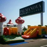 "AL PALMANOVA OUTLET VILLAGE TORNA IL ""KINDERHOTELS VILLAGE"""