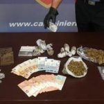 SCOPERTO MARKET DELLA DROGA A UDINE: CC SEQUESTRANO OLTRE UN CHILO  DI DROGA