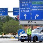FVG: SU CONFINI E RETROVALICHI PRESIDIO CONTINUO DELLE FORZE DELL'ORDINE