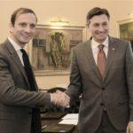 FEDRIGA-PAHOR: NUOVO IMPULSO AL COMITATO FVG-SLOVENIA