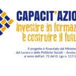 """CAPACIT'AZIONE: IL TERZO SETTORE SI FORMA PER LA """"RIFORMA"""""""
