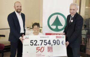 OLTRE 52 MILA EURO DA DESPAR ALL'AISM