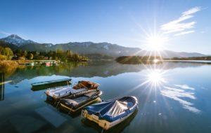 AUSTRIA: PRIMAVERA IN FAMIGLIA