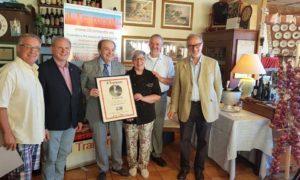 GONDOLA D'ORO AWARD A CAVASSO NUOVO (PN)