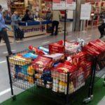 TERMINAL NORD- CARITAS : GIFT CARD PER SPESA SOSPESA