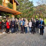 COLLIO: VISITA DIPLOMATICI PER CANDIDATURA UNESCO