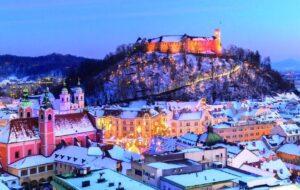 EUROREGIO – COVID DI NATALE IN AUSTRIA, SLOVENIA