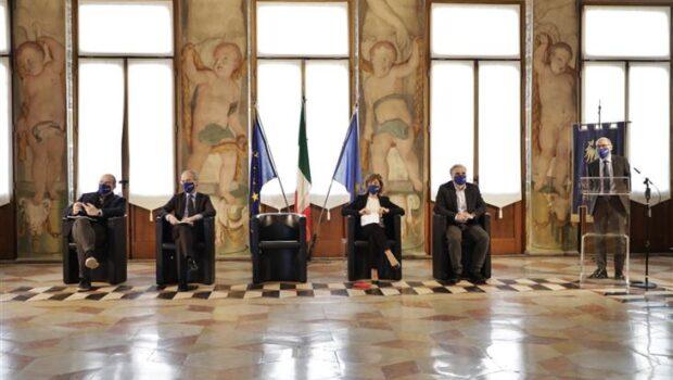 PARTNERSHIP UNIUD-FONDAZIONE FRIULI  PER TRE PROGETTI   DI RICERCA INTERDISCIPLINARE