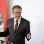 AUSTRIA – SANITA' IN SUBBUGLIO E IL COVID NON MOLLA