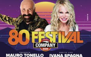 FESTIVAL  DI MAJANO: ARRIVA 80FESTIVAL CON IVANA SPAGNA