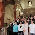 Delegazione cinese dello Shanxi in FVG
