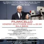 Fiumicello: venerdì serata RAI per il premio Enzo Biagi