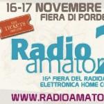 In arrivo alla Fiera di Pordenone il weekend di Radioamatore 2