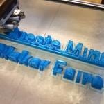 Dalle stampanti 3D ai robot cuochi. Tutto questo e' Maker Faire