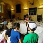 IL PALAZZO INCANTATO…come ti rendo divertente  un palazzo storico