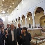 AQUILEIA AFFASCINA IL MINISTRO FRANCESCHINI