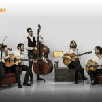 """GEMONA: CONCERTO """"FOUR ON SIX"""" IN CHIAVE MANOUCHE"""