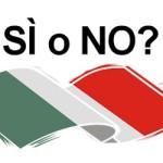 REFERENDUM: PER CAPIRE LE RAGIONI DEL SI' E DEL NO