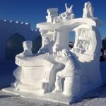LA SNOW ART SBARCA A PONTEBBA