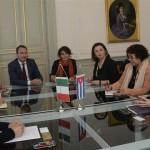 CUBA: FVG LAVORA A RAPPORTI PIU' FORTI E STRUTTURATI
