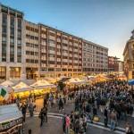 MERCATO EUROPEO A PORDENONE: BANCARELLE DA 17 PAESI DEL MONDO