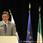 PAHOR: ABITUIAMOCI AD UN'IDEA DI EUROPA A PIU' VELOCITA'