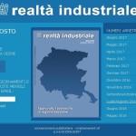 REALTA' INDUSTRIALE: ON LINE IL NUMERO DI LUGLIO-AGOSTO