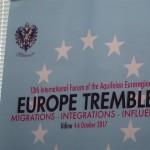 L'EUROPA TREMA: 13mo FORUM DELL'EUROREGIONE AQUILEIESE