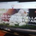 GEOPORTALE DELLA CULTURA ALIMENTARE: PIENA ADESIONE DEL FVG