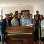 UN PIANOFORTE ALL'OSPEDALE DI UDINE: STUDENTI DEL TOMADINI LO SUONERANNO