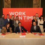 WORK ON TIME: AGENZIA DEL LAVORO MADE FVG