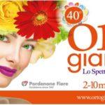 40mo ORTOGIARDINO: IN MOSTRA L'ORCHIDEA DEL SAMURAI