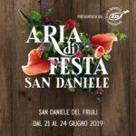 ARIA DI FESTA A GIUGNO MA PRIMA PARTE IL TOUR