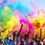 COLOR RUN LIGNANO 2019. L'UNICA TAPPA SUL MARE